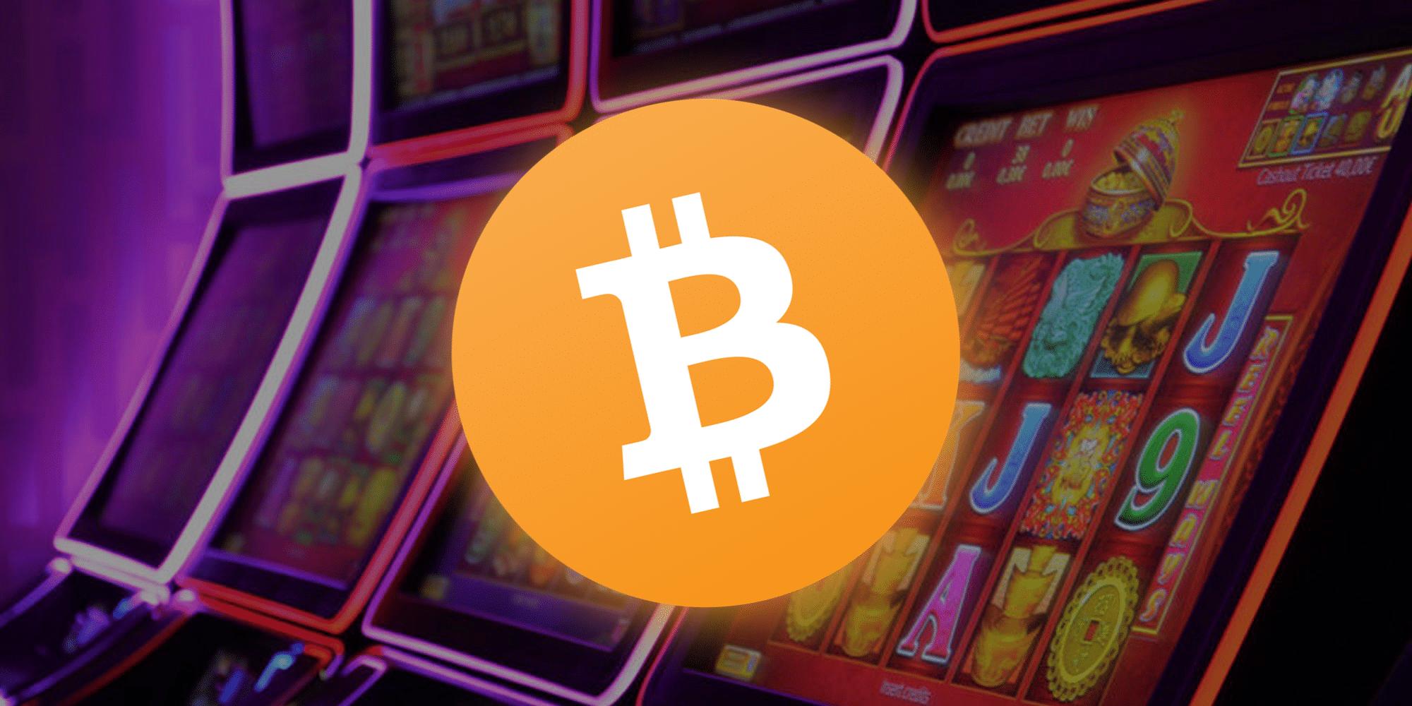 最好的游戏在比特币赌场玩赢钱